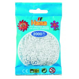 Hama Mini 501-01 Hvid -...