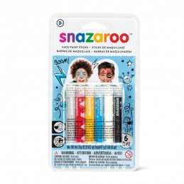 Snazaroo Adventure - Stift...