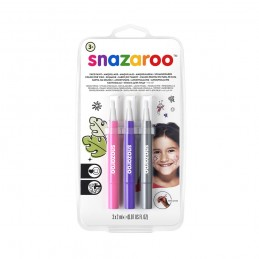 Snazaroo Princesse - make-up pensel tusser