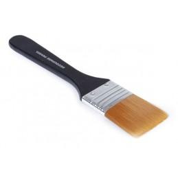 Decoupage pensel flad 4cm
