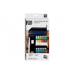 Fineart Oil Colour Gavesæt