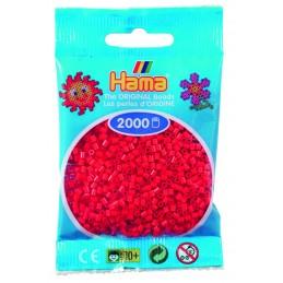 Hama Mini 501-05 Rød - 2000...