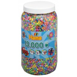 Hama Midi 211-50 Pastel Mix...