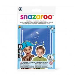 Snazaroo - Stencils Dreng...