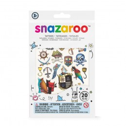 Snazaroo - Pirat Tatovering
