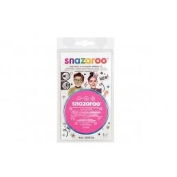 Snazaroo sminkefarve 18ml Pink